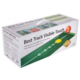 jetzt noch besser - die BEST Track Puttingmatte EDITION 2 wurde von Puttspezialisten um wesentliche Details verbessert!