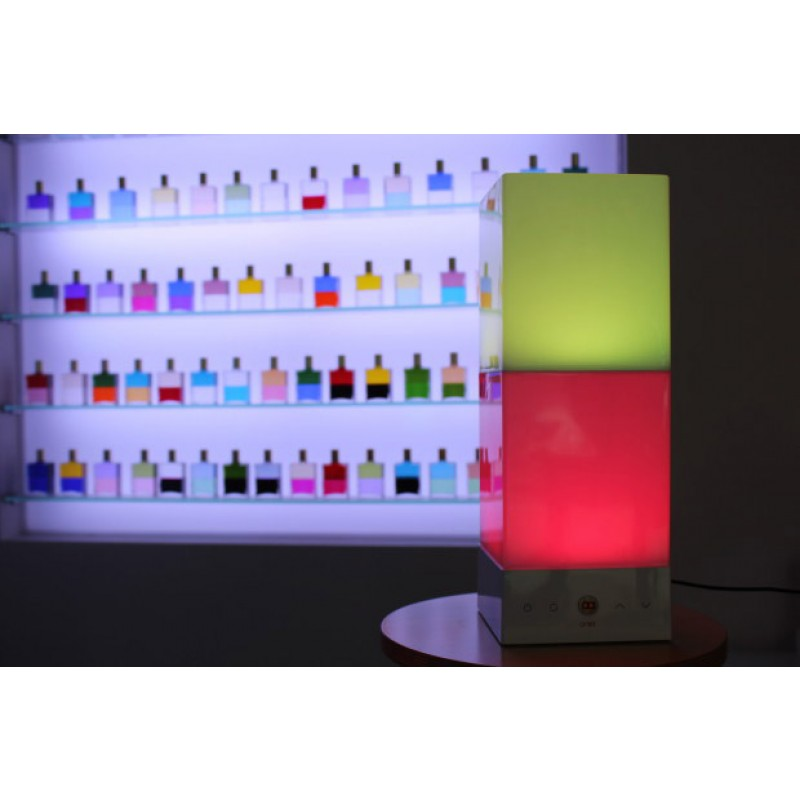 Onia Color and Light Therapy - Aura Soma