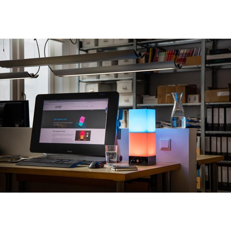Onia Licht im Büro für kreatives Arbeiten