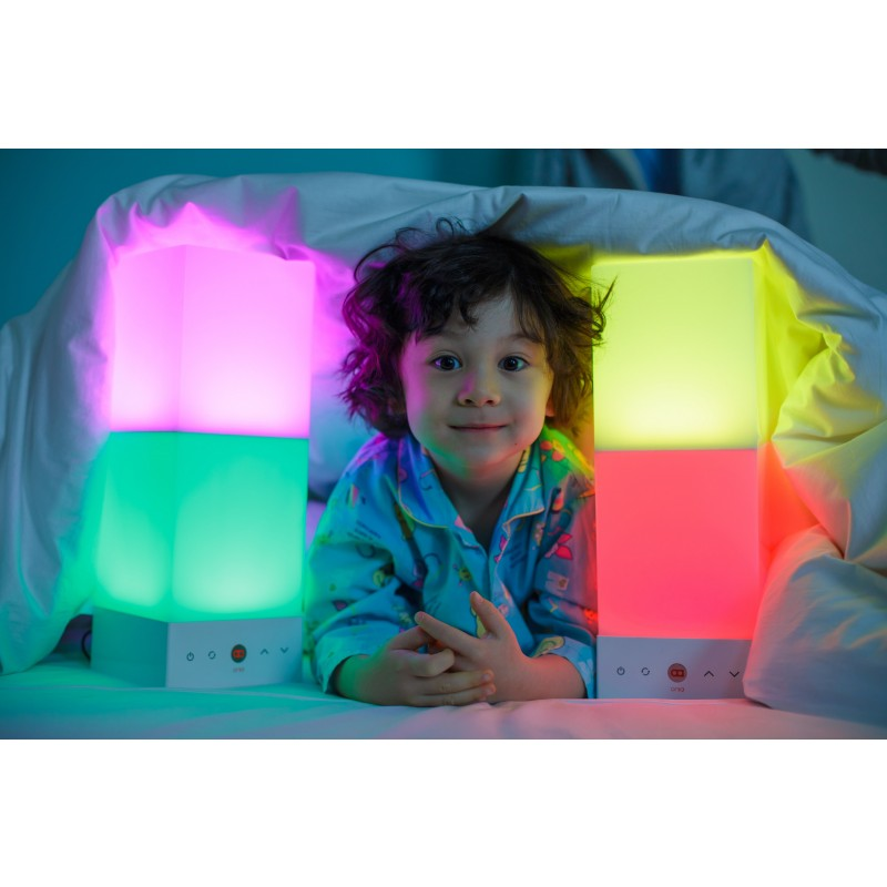 Onia Color and Light Therapy im Kinderzimmer regt die kindliche Kreativität an