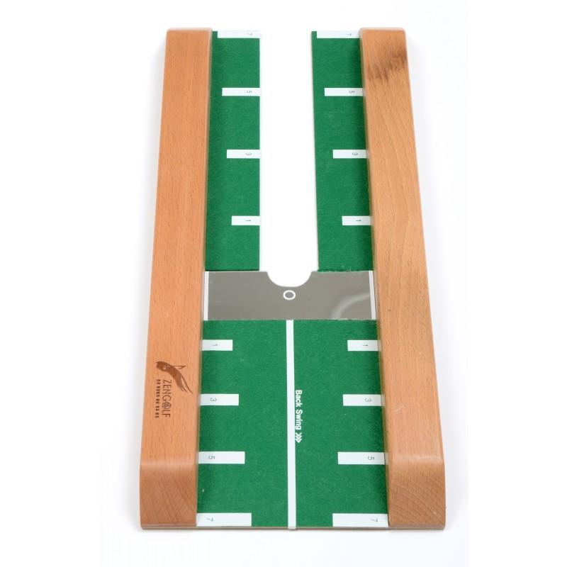 erbessern Sie Ihre Putts mit der BEST Track Putting Plate von best-service24